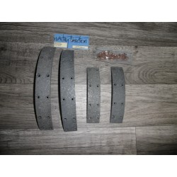 Le Kit segment frein AV