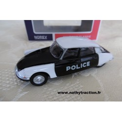 Miniature DS police CITROËN