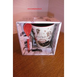 Coffret MUG D-DAY