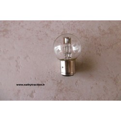 Ampoule phare blanche 6V