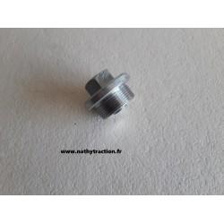 Bouchon vidange carte INF magnétique TRACTION