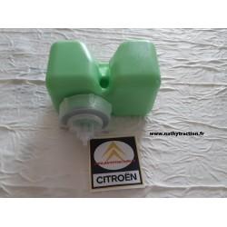 Bocal liquide frein LHM vert pour 2CV CITROËN