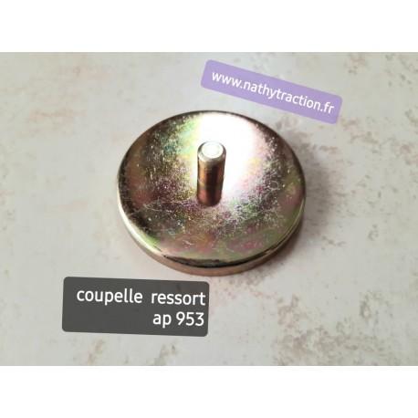 Coupelle de ressort latéral AP 09/53