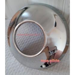 Un cache moyeu roue pilote TRACTION