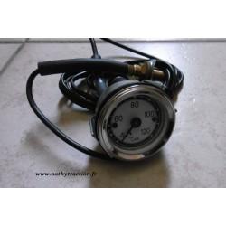 Thermomètre classique HY avec durite